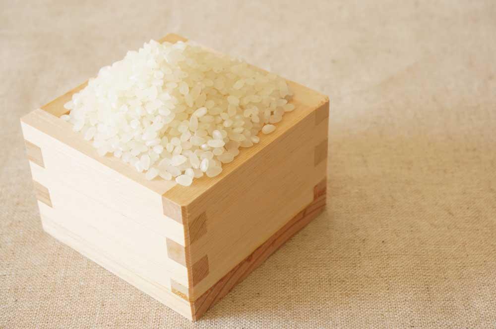 食費が節約できる食材「米」