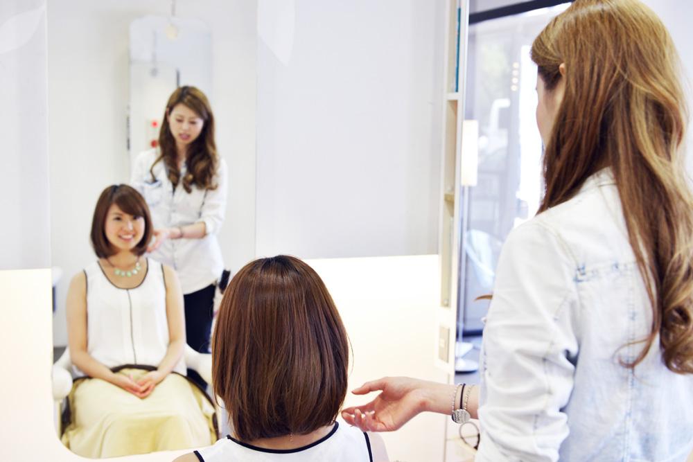 上京後の一人暮らしで寂しさを紛らわす方法(美容院に行く)
